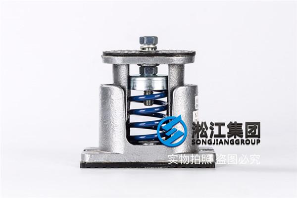 产业机组JB型变压器减振器安装效果
