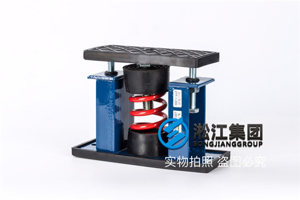 发电机组重是是1200公斤安装6个变压器减震器